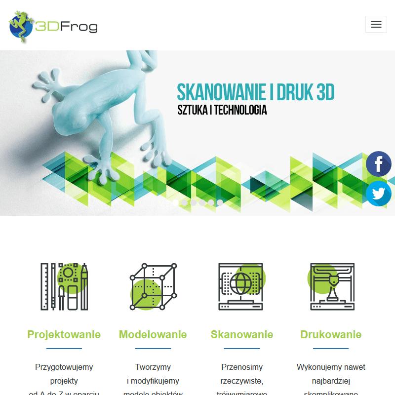 Skanowanie 3d - Katowice