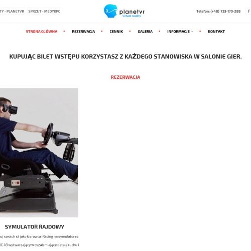 Wirtualna rzeczywistość Poznań