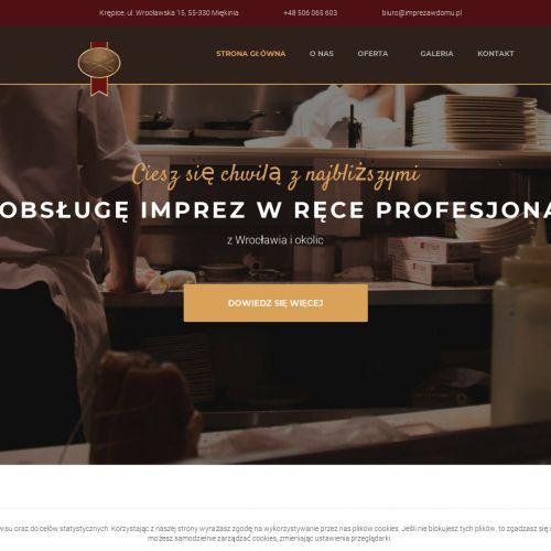Środa śląska - catering plenerowy