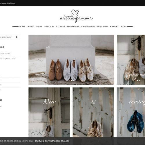 Polskie buty skórzane damskie