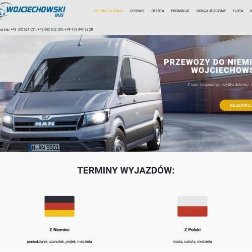 Busy z lublina do frankfurtu w Warszawie