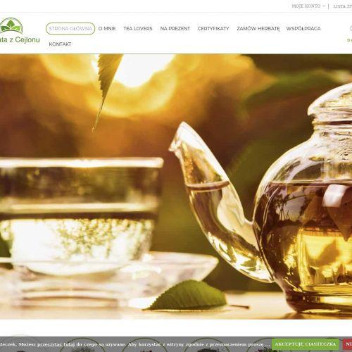 Zamów herbate Wrocław