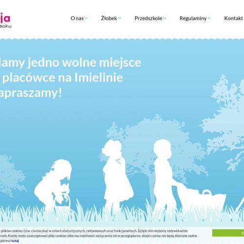Warszawa - prywatny żłobek ursynów