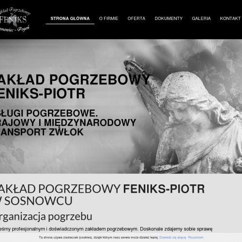 Tanie pogrzeby - Sosnowiec