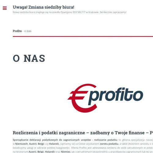 Rozliczenie podatku z belgii - Kraków