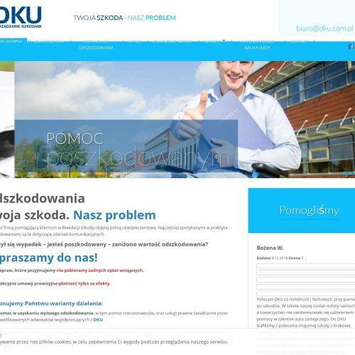 Odszkodowania za wypadki drogowe w Krakowie