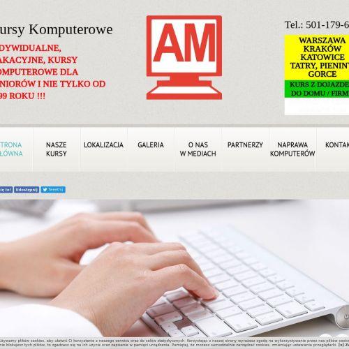 Mac kraków kursy komputerowe dla seniorów w Zakopanem