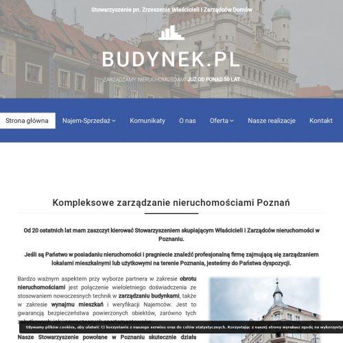 Obrót nieruchomościami - Poznań