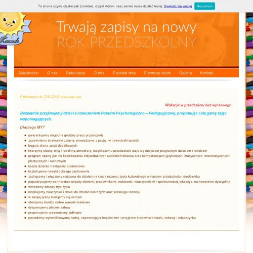 Katowice - nauka języka angielskiego w przedszkolu