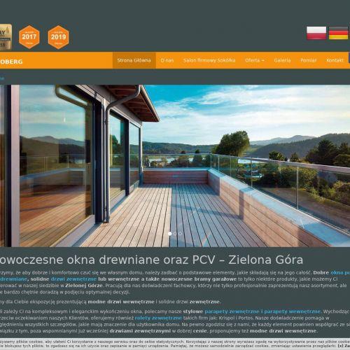 Dobre okna drewniane - Sokółka