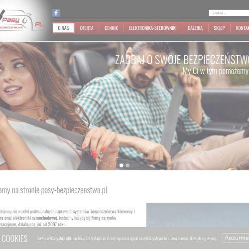 Naprawa airbag koszt - Darłowo