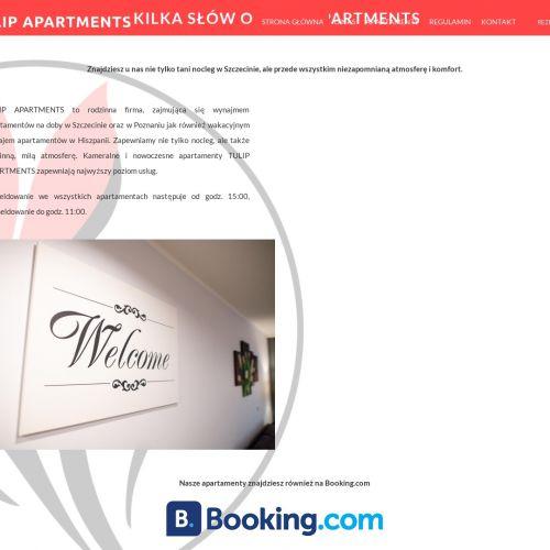Apartamenty na wynajem poznań centrum - Szczecin
