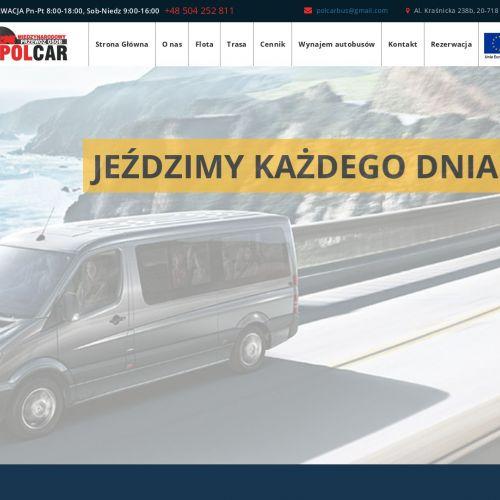 Lublin - tani przewóz osób do niemiec