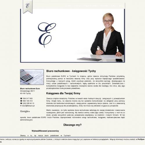 Biuro rachunkowe - Tychy