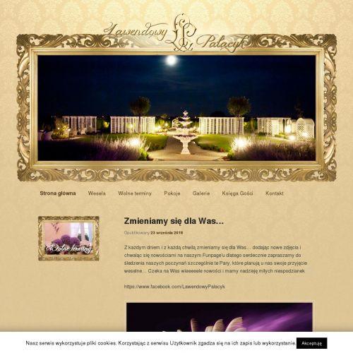 Sale weselne w Warszawie
