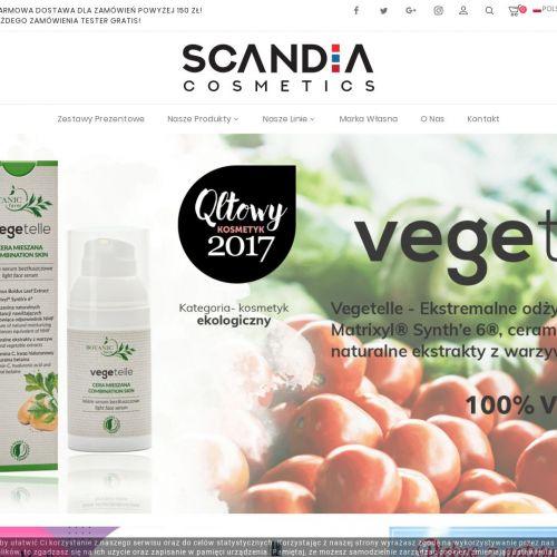 Kosmetyki organiczne online