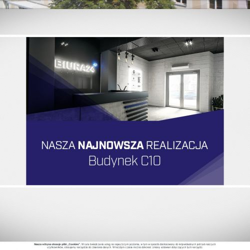 Warszawa - wynajem lokali biurowych