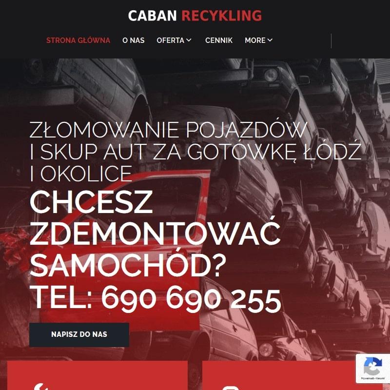 Stacja demontażu pojazdów łódź w Łodzi