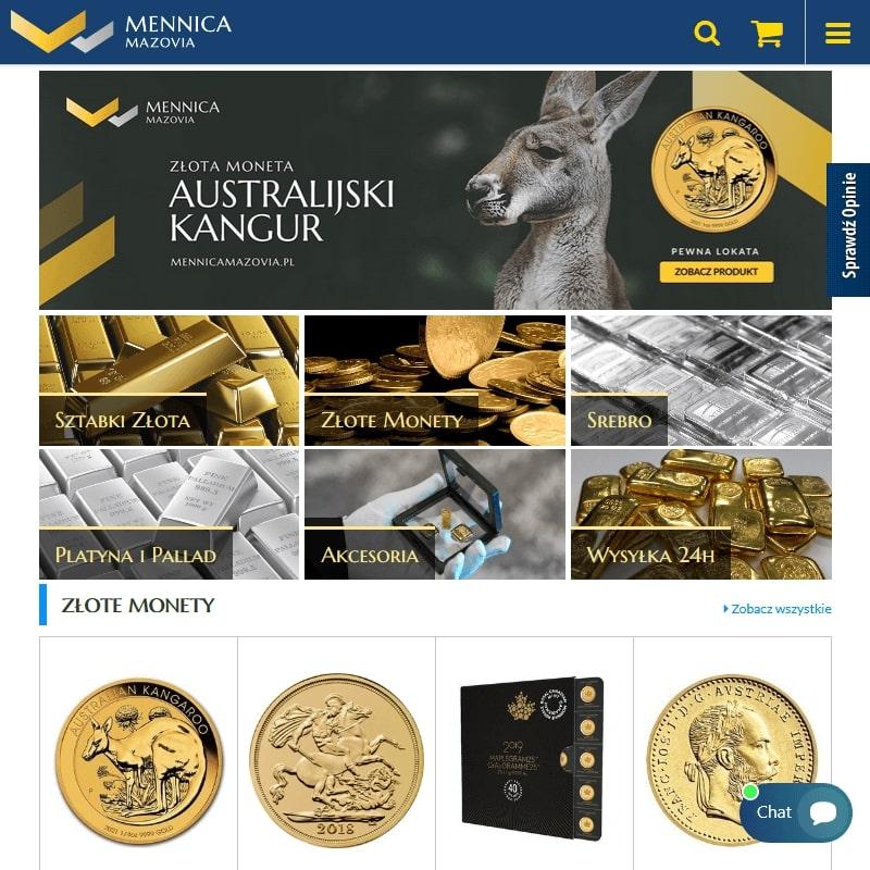 Jak sprzedać sztabki złota w Warszawie