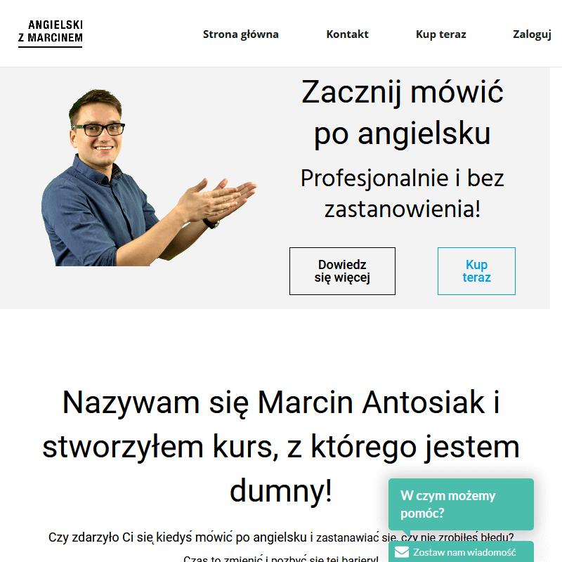 Gdańsk - nauczyciel angielskiego