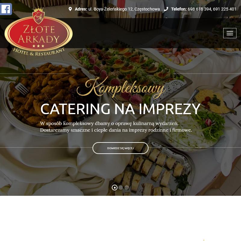 Catering hala polonia - Kłobuck