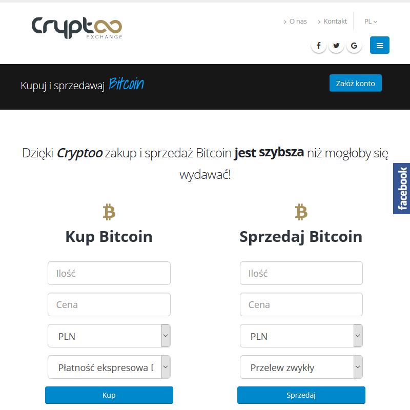 Bitcoin bez rejestracji