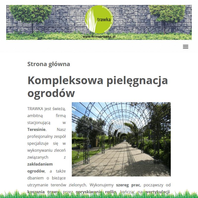 Profesjonalny ogrodnik Sochaczew