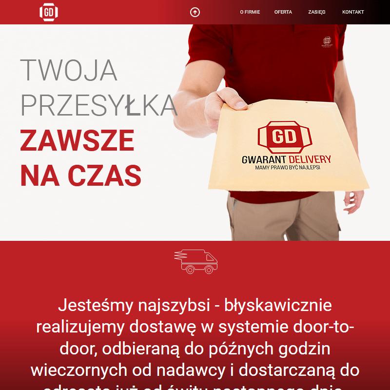 Łódź - dostawy do restauracji