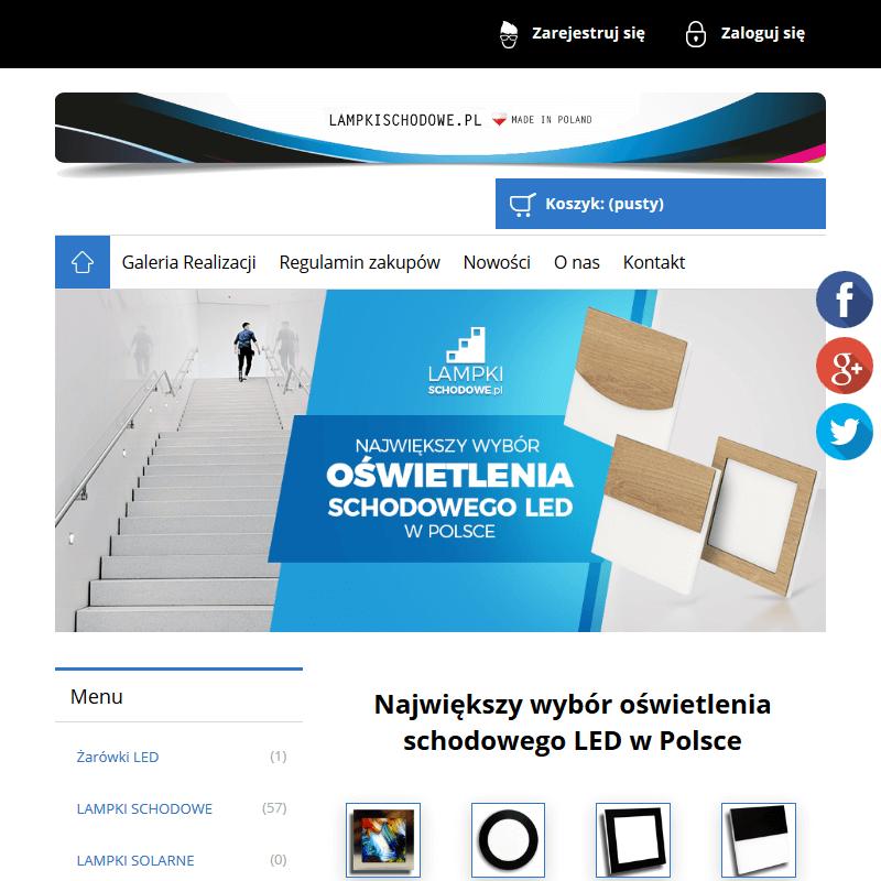 Białystok - lampy podłogowe z czujnikiem ruchu