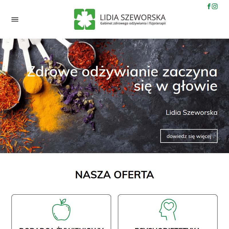 Doradca żywienia Warszawa