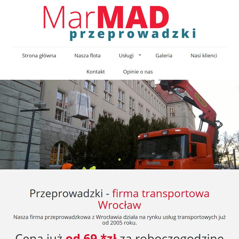 Przeprowadzki do innego miasta Wrocław