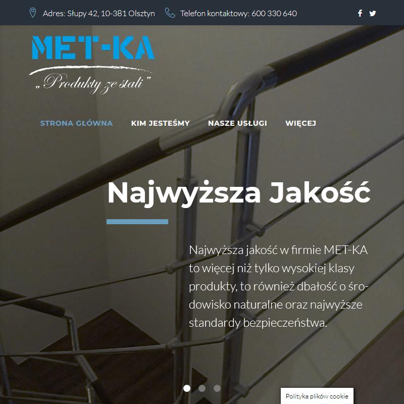 Konstrukcje stalowe rolnicze - Olsztyn