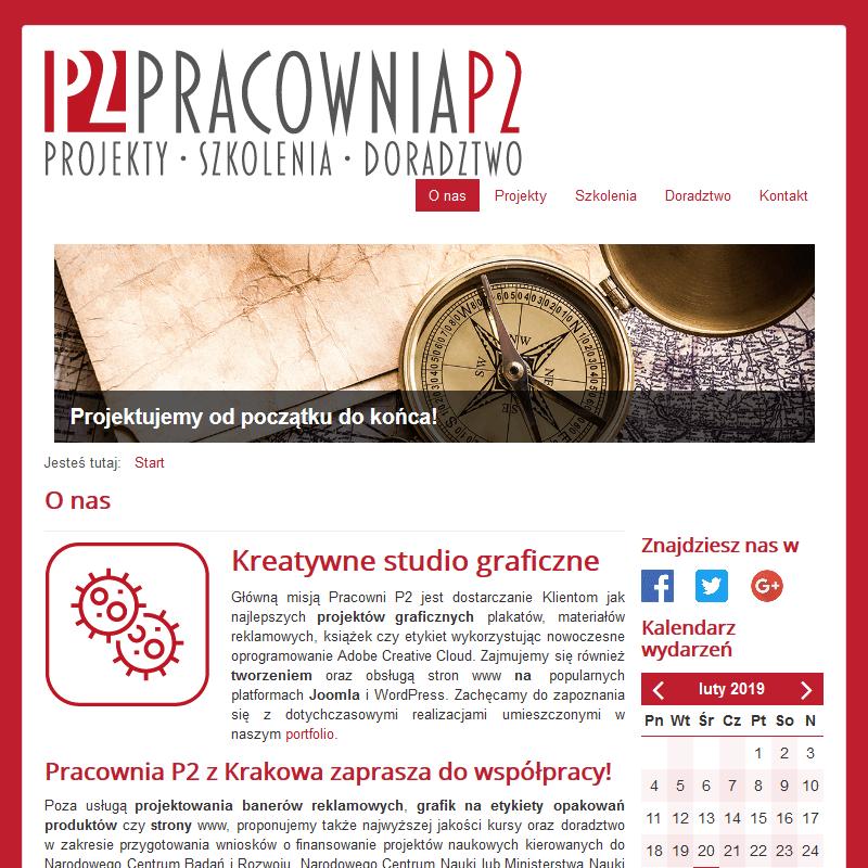 Projektowanie ulotek - Kraków