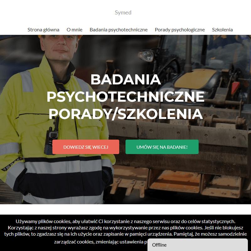 Badania psychotechniczne na sprzęt budowlany w Dąbrowie Górniczej
